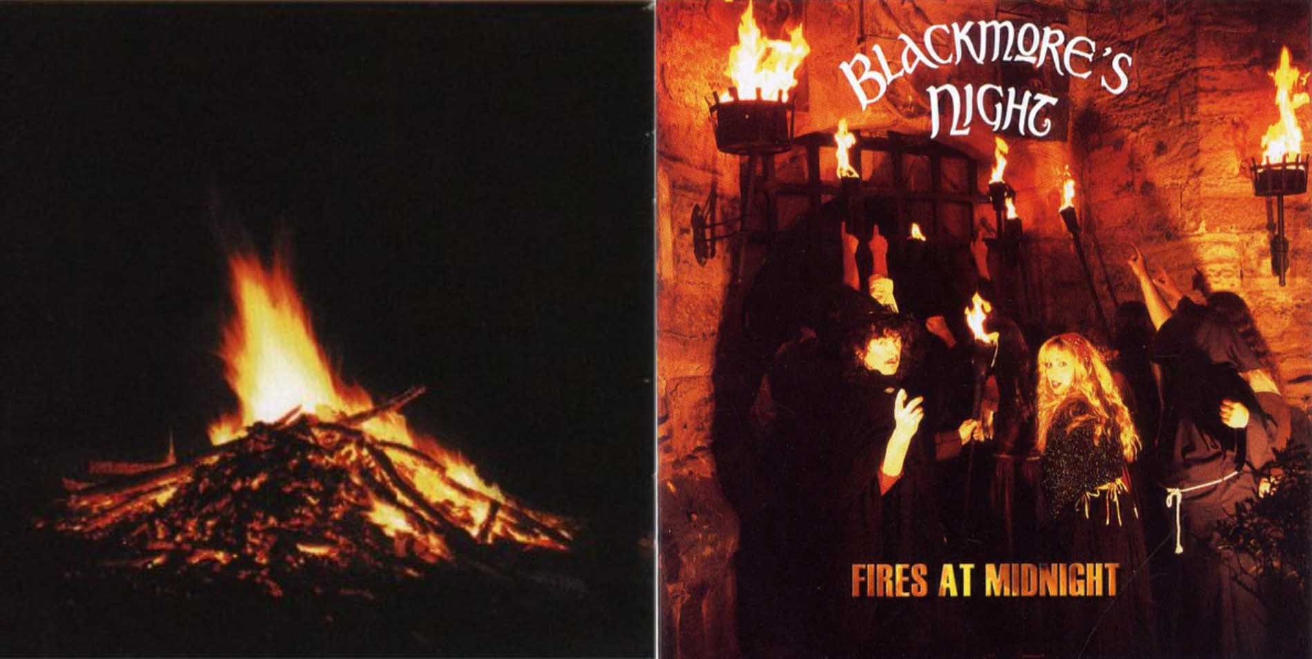 Fires At Midnight - 2001 front