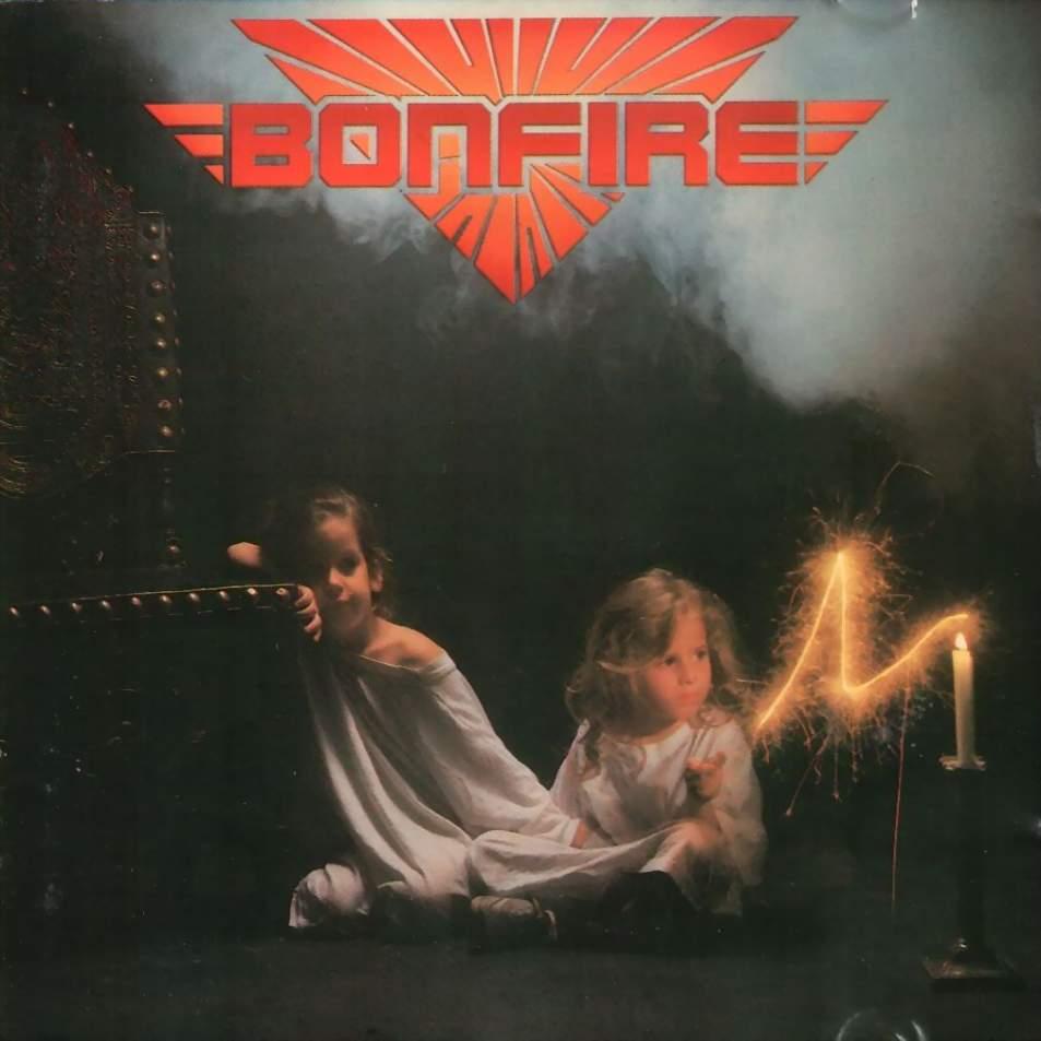 Bonfire Dont Touch The Light