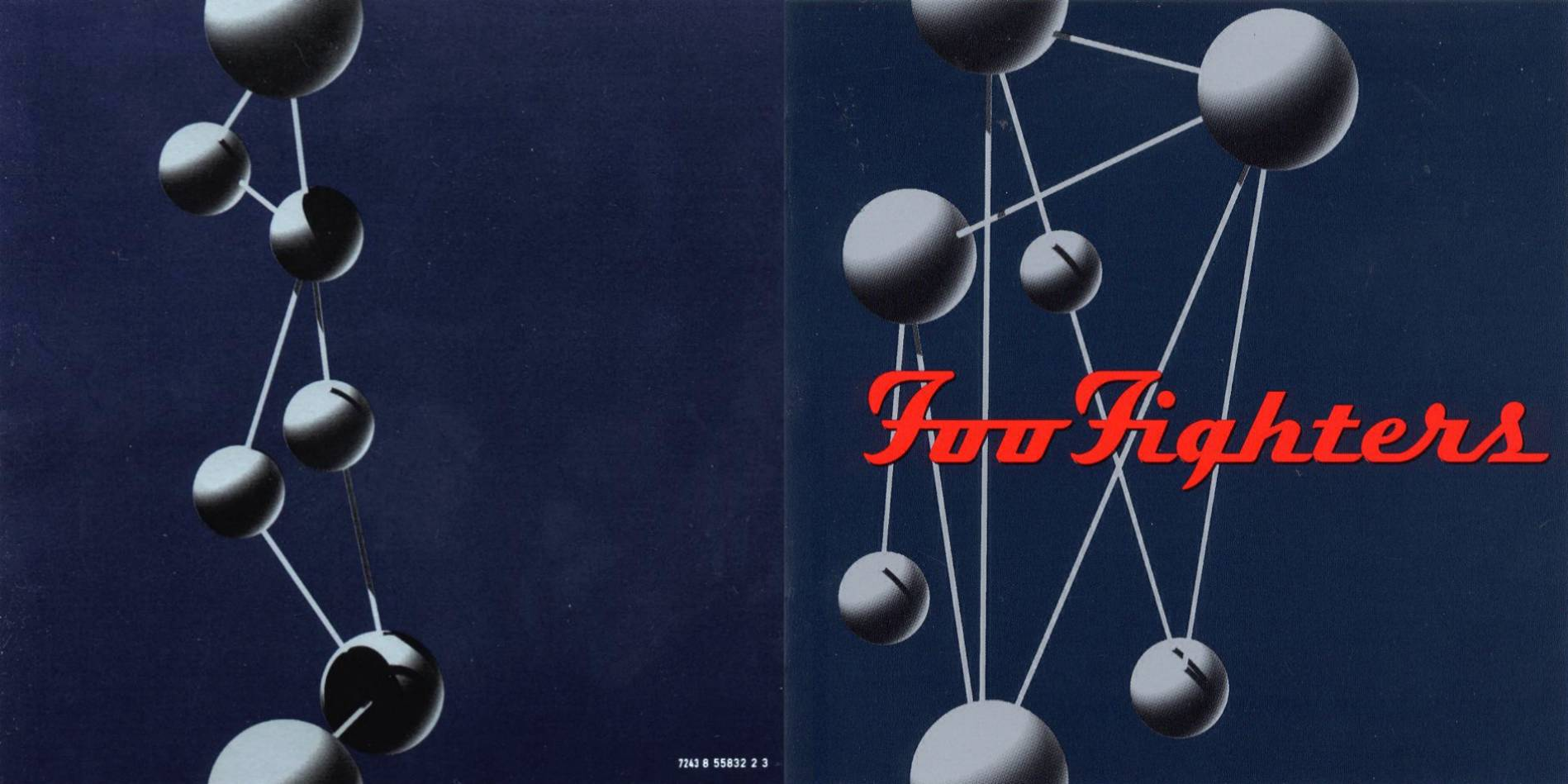 Foo fighters the colour and the shape - Foo Fighters Diskografie 1997 The Colour And The Shape Rarity