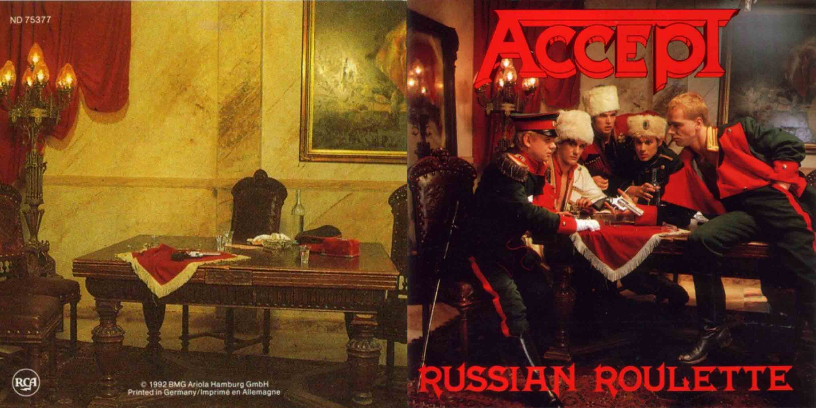 Accept russian roulette cover american roulette forum